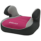 more details on TT Dream Agora Framboise Group 2-3 Low Back Booster Seat.