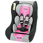 more details on TT Trio Comfort First Pop Group 0-1-2 Car Seat - Pink.