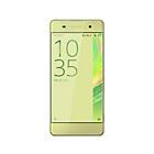 more details on SIM Free Sony XA Mobile Phone - Lime Gold.