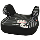 more details on TT Dream Zebre Low Back Booster Seat Groups 2 - 3.