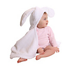 more details on Claire De Lune Honeycomb Hooded Ear Blanket - White.