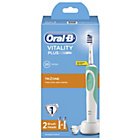 more details on Oral-B Vitality Plus Trizone Electric Toothbrush by Braun.