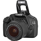 more details on Canon EOS 1100D 12MP Digital SLR Camera with 18-55mm Lens.