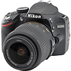 more details on Nikon D3200 24MP 18-55mm Kit DSLR Camera - Black.
