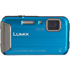 more details on Panasonic FT25 16MP Waterproof Action Camera - Blue.