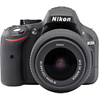 more details on Nikon D5200 DSLR 24MP Camera & 18-55mm VR Lens Set - Black.