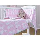 more details on Claire De Lune Rabbits 2 Piece Crib Set.