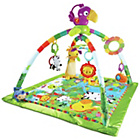 more details on Fisher-Price Rainforest Music & Lights Deluxe Gym.
