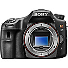 more details on Sony A65 24MP 3D DSLR Camera Body Only - Black.
