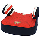 more details on Team Tex Dream Arsenal Group 2-3 Low Back Booster Seat - Red