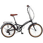 more details on Viking Easy Street 20 Inch Folding Bike - Unisex.