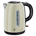 more details on Russell Hobbs Westminster Jug Kettle - Cream.