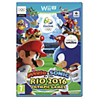 more details on Mario and Sonic Rio 2016 Olympic Games Wii U Game.