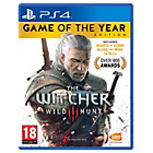 more details on The Witcher 3: Wild Hunt Game of the Year PS4 Game.