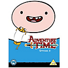 more details on Adventure Time Season 3.
