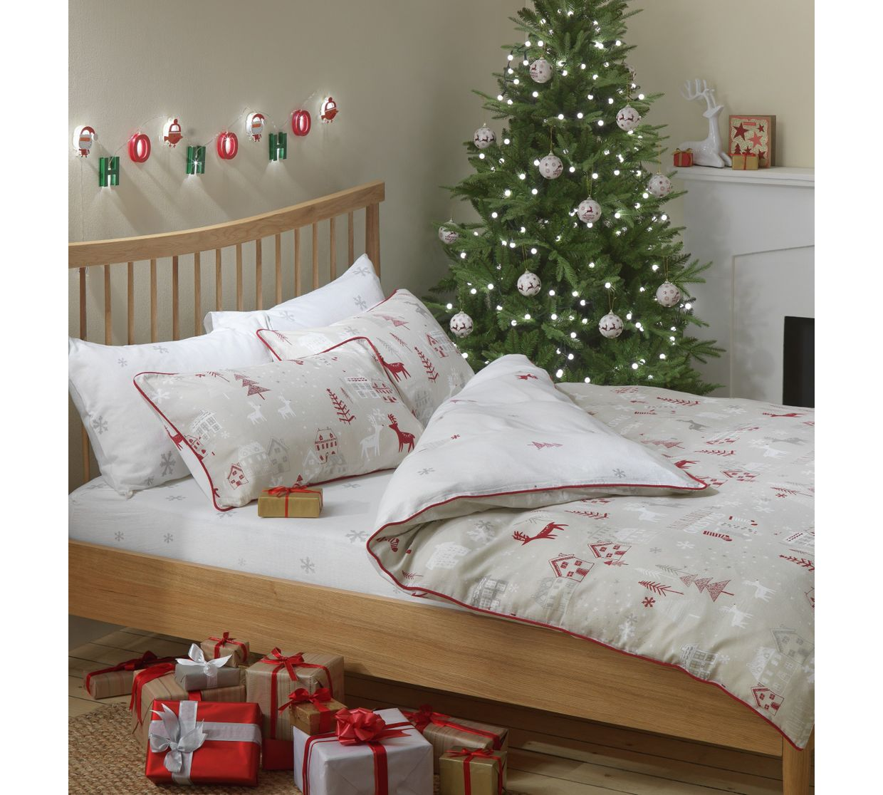 Christmas Single Bedding Argos