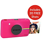 more details on Polaroid Snap Instant Print Camera - Pink.