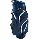 more details on Ben Sayers 14 Way Deluxe Cart Bag - Blue