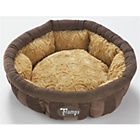 more details on Tramps Aristocat Medium Cat Bed - Brown.