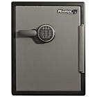 more details on Masterlock 56L Fire and Water Resisitant E.Lock Safe.