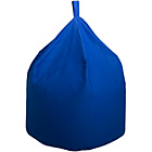 more details on ColourMatch Large Fabric Beanbag - Marina Blue.