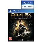more details on Deus Ex: Mankind Divided PS4 Game.