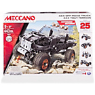 more details on Meccano 24 Model Set 4x4 Truck.