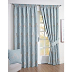 Julian Charles Montrose Lined Curtains -228x228cm - Duck Egg