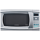 more details on Cookworks D80H20Al-T1 20L 800W Grill Touch Microwave-Silver.
