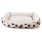 more details on Kingpets Value Rectangular Paw Print Bed.