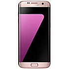 more details on Sim Free Samsung Galaxy S7 Edge Mobile Phone - Pink and Gold