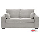 more details on Heart of House Eton Fabric Sofa Bed - Grey.