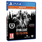 more details on Dying Light The Following - PS4.