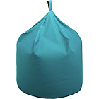 more details on ColourMatch Large Fabric Beanbag - Lagoon.