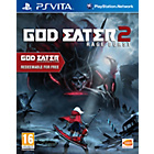 more details on God Eater 2:Rage Burst PS Vita Pre-order Game.