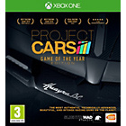more details on Project Cars Game of the Year Edition - Xbox One.