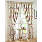 more details on Julian Charles Canterbury Lined Curtains -228x228cm - Autumn