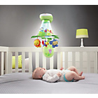 more details on Fisher Price Rainforest Grow-with-Me Projection Mobile