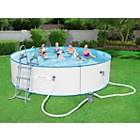 more details on Bestway 12' Hyrdrium Splasher Pool Set.