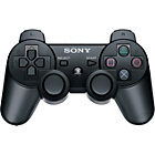 more details on Sony PlayStation 3 Official DualShock Controller - Black.