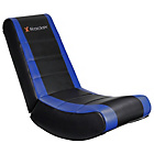 more details on X Rocker Gaming Chair - Black and Blue.