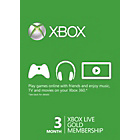 more details on Microsoft Xbox 360 LIVE 3 Month Gold Membership.