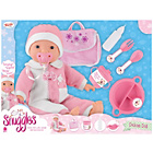 more details on Snuggles Doll with Sounds and Accessories.