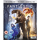 more details on Fantastic Four 2015 4K Blu-ray Ultra HD.