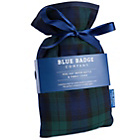 more details on Blue Badge Hot Water Bottle - Blackwatch.