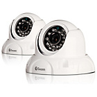 more details on Swann PRO-736 Multi Purpose CCTV Dome Camera - Pack of 2.