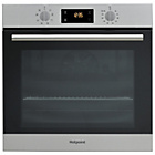 more details on Hotpoint SA2540HIX Built-In Single Oven - Stainless Steel.