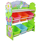 more details on Fantasy Fields Magic Garden 6 Bin Storage Cubby.