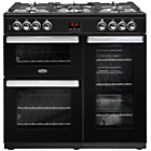 more details on Belling Cookcentre 90G Gas Range Cooker - Black.