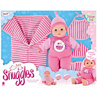 more details on Snuggle Soft Doll with Sleeping Bag.